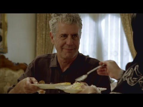 Anthony Bourdain in Iran: Land of secret recipes