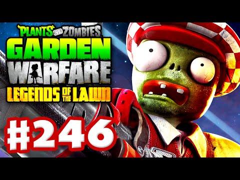 Plants vs. Zombies: Garden Warfare - Gameplay Walkthrough Part 246 - Golf Star! (PC)