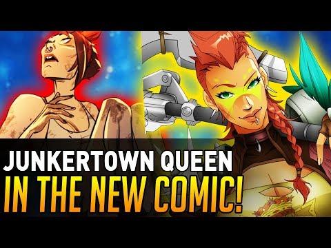 Overwatch | Junkertown Queen in the New Comic!