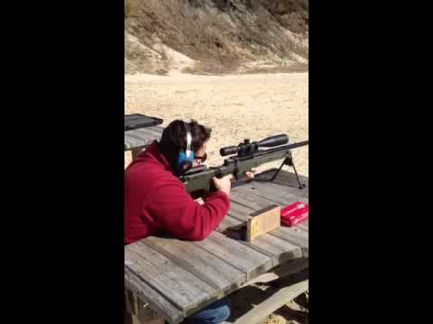 Accuracy International .338 Lapua