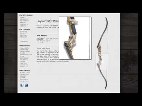 how to build a recurve bow jig
