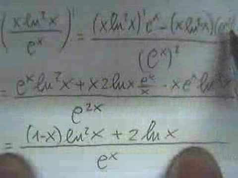 una derivata