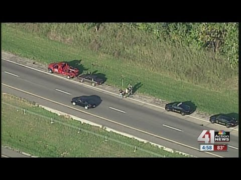 Jackson County burglary ends in high-speed chase