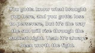 Watch Eli Young Band The Fight video