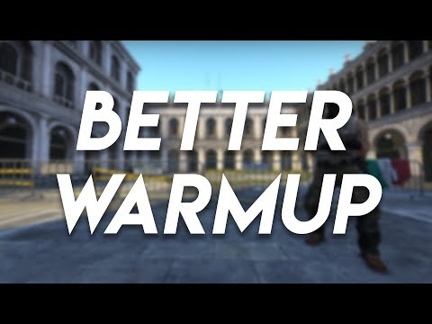 How To Improve Your Warmup In CS:GO (Silver Survival Guide)