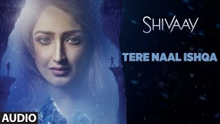 TERE NAAL ISHQA Full Audio Song ||  SHIVAAY || Kailash Kher | Ajay Devgn | T-Series