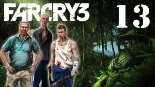 Let's Play Together Farcry 3 #013 - Probleme im Bunker [720] [deutsch]