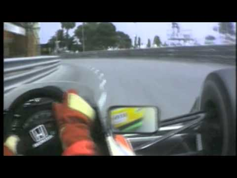Tribute to Ayrton Senna - Simply the Best