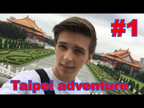 Taipei adventure #1