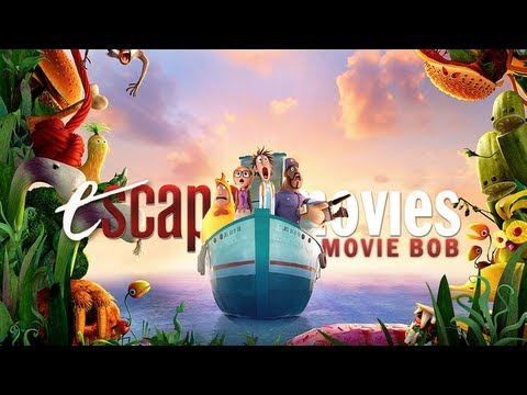 CLOUDY WITH A CHANCE OF MEATBALLS 2 Escape to the Movies