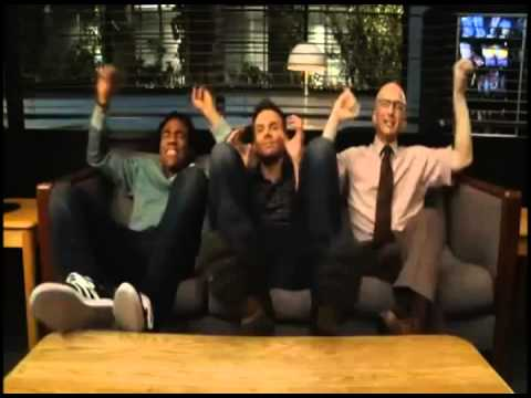 Best Outtakes Jim Rash [COMMUNTIY]