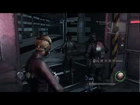 Resident Evil Operation Raccoon City PC Gameplay on AMD A8-3870K