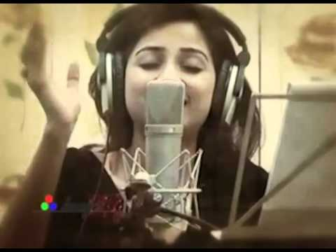 Making- Joy Alukkas Ad - Shreya Ghoshal