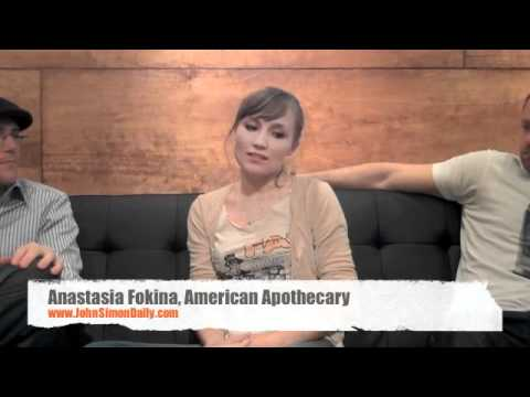 American Apothecary - Interview