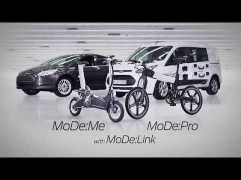 Ford Mobility Project MoDe Bike