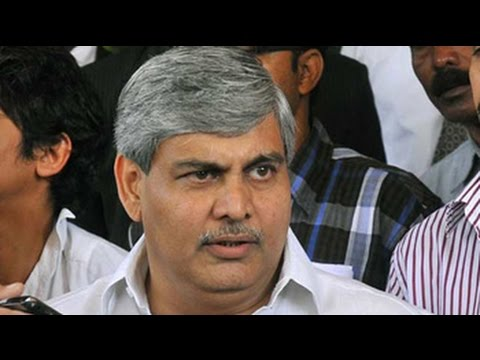 BCCI tarnished by N.Srinivasan, board's reputation at its lowest, says Shashank Manohar