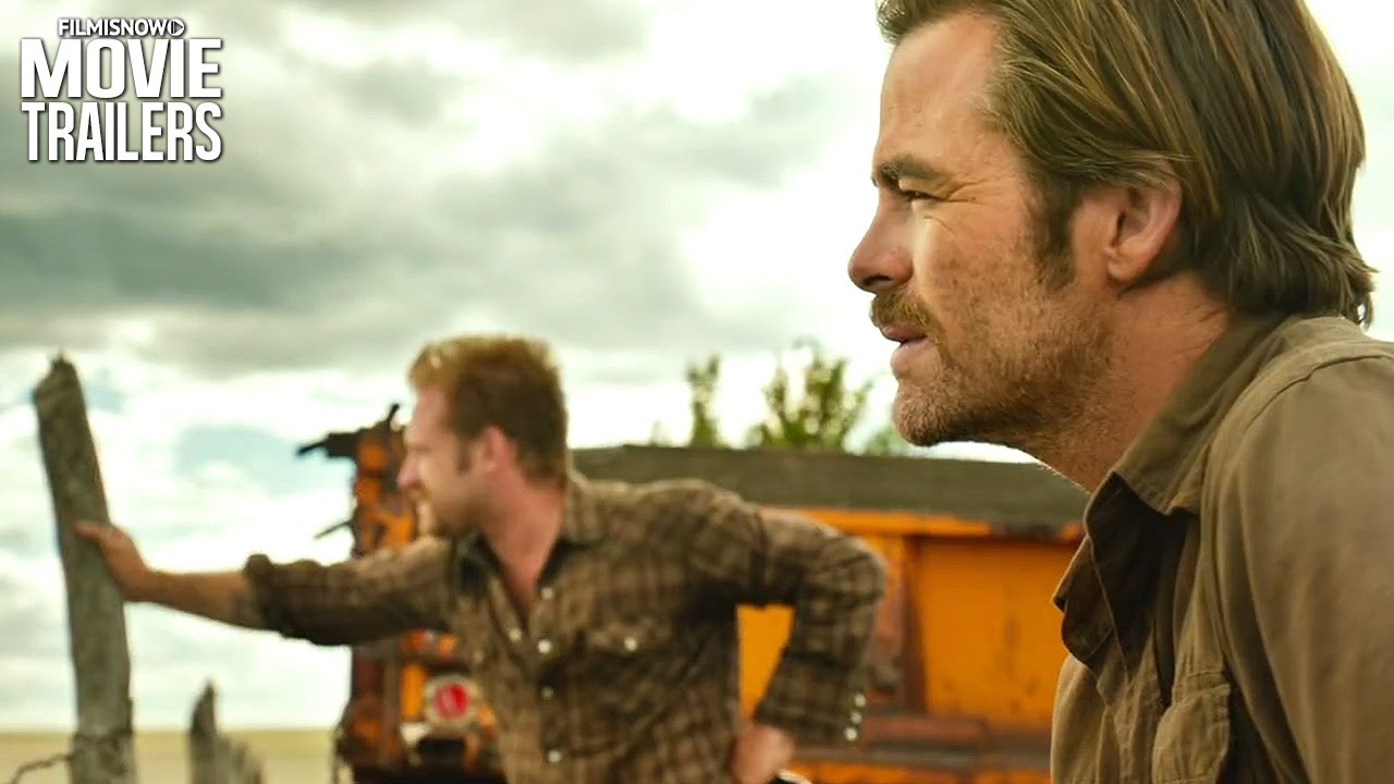 Chris Pine & Ben Foster are bank robbing brothers in Hell or High Water | Official Trailer [HD]