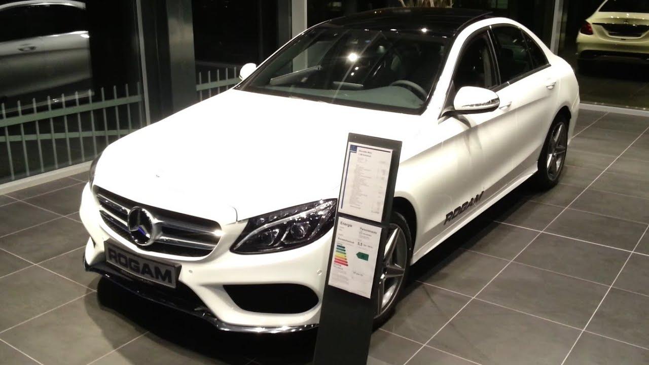 Mercedes Benz C Class 2015 In Depth Review Interior Exterior Youtube