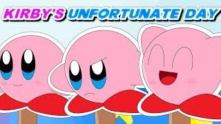 Kirby's Unfortunate Day!