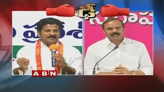 War of Words Between Revanth Reddy and MLC Karne Prabhakar