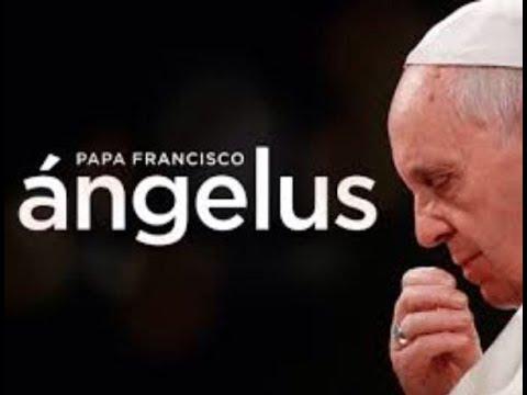 🔶 ORACIÓN del ÁNGELUS por el PAPA FRANCISCO #1