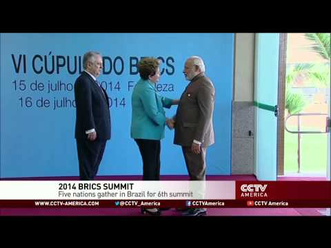 Five nations gather in Brazil for 6th BRICS summit