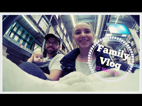 Projekt: Balkon  ❤ FamilyVlog #17