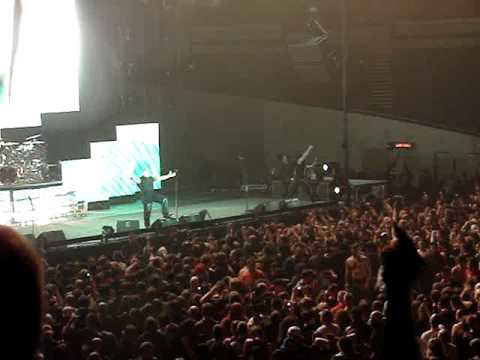 Disturbed Down With The Sickness Live in Portland Oregon 3152011...