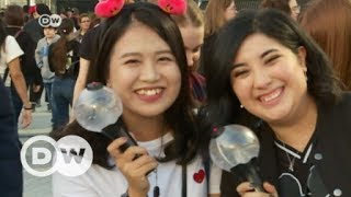 Berlin fans weigh in on what makes BTS so special | DW English