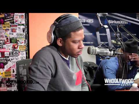 Vado Vs. DJ Whoo Kid: Talks Cam'Ron, Harlem, His Word 'Slime,' New Album & More [Video]