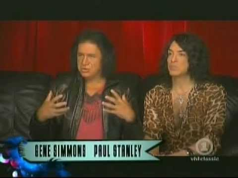 Kiss   VH1 Classic Hanging With Gene Simmons and Paul Stanley Kissology 2005