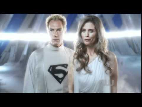 Smallville ABANDONED Clois - Lois & Clark see Jor-El & Lara