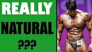 HINDI- HOW NATURAL ARE Natural Bodybuilding COMPETITIONS ??