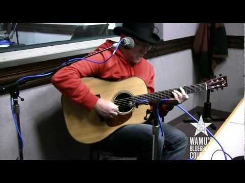 David Grier - As it Rolls to the Sea [Live at WAMU's Bluegrass Country]