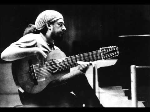 Egberto Gismonti&Hermeto Pascoal at Berliner Jazztage 1975