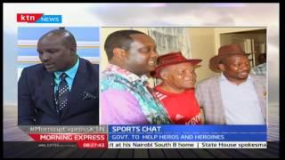 Sports Chat: Focusing on former footballer Joe Kadenge
