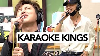 When Yg Idols Go On Radio Karaoke