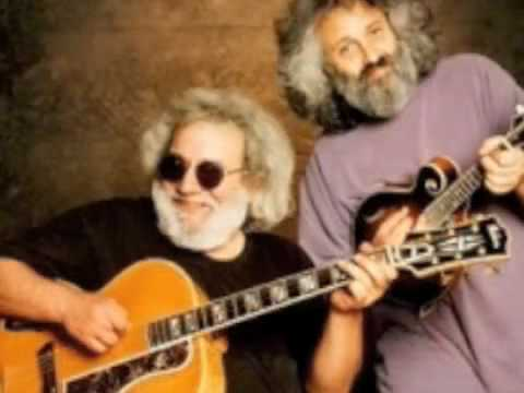 Jerry Garcia - Dark As A Dungeon