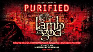 Watch Lamb Of God Purified video
