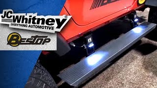 Bestop PowerBoard Running Board For Jeep Wrangler JK