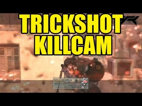 Trickshot Killcam # 659 | MW2 Killcam | Freestyle Replay