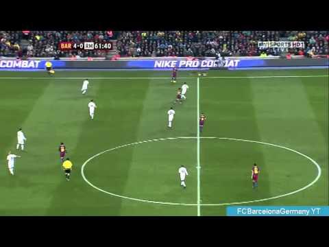 Fc Barcelona 5-0 Real Madrid | Full Match 29.11.2010 Hd video