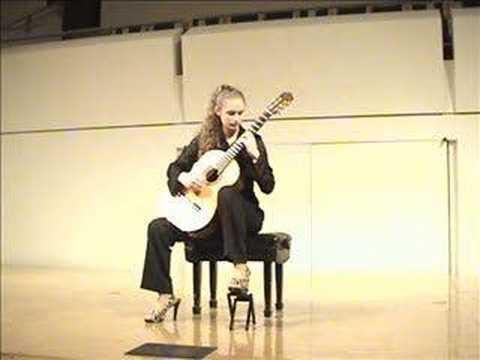 Chaconne Klaverenga -- La Toccata de Pasquini -- Leo Brouwer