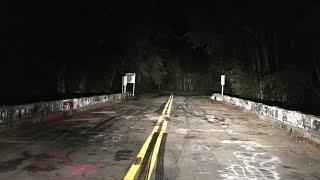 Cry Baby Bridge near Smyrna, Delaware - Virginia Paranormal Investigations