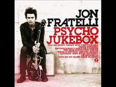 Jon Fratelli - Give Me My Heart Back Macguire