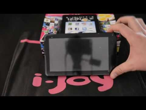 Tutorial Tabletas ANDROID 4.0.de i-Joy