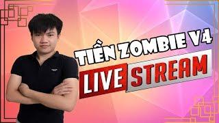 Hack não nhặt Thính và TOP 1 với AWM - Tiền Zombie v4 ( Live 7-5-2018 )