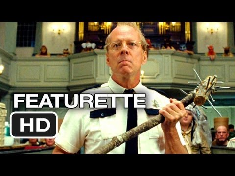 Moonrise Kingdom Featurette – Flew The Coop (2012) – Wes Anderson Movie HD