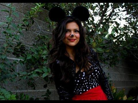Minnie Mouse Diy Halloween