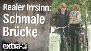 Realer Irrsinn: Brücke in Quickborn | extra 3 | NDR